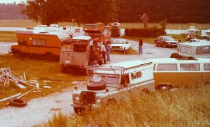 1. S-Deutsches Globetrottertreffen 1976